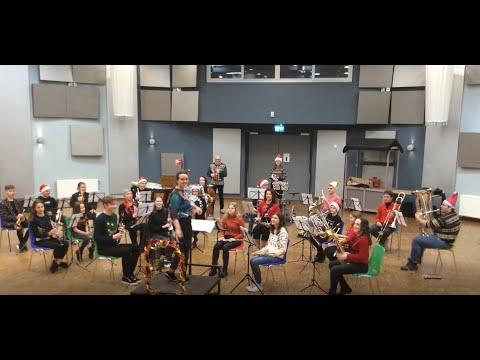 Kerstgroet van de jeugdharmonie - Video
