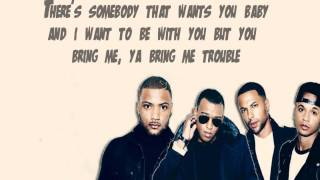 JLS feat. Bebe O'Hare Troublemaker Lyrics