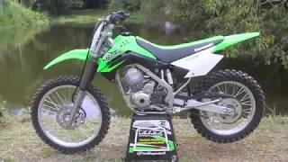 Kawasaki KLX 140G - Teste
