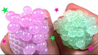 Slushy Squishy Stretchy Ball! DIY Orbeez Crush Stress Ball