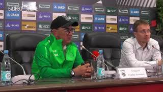 Бердыев после поражения от «Зенита»: «Мяч в ногах был, сам его привезли»