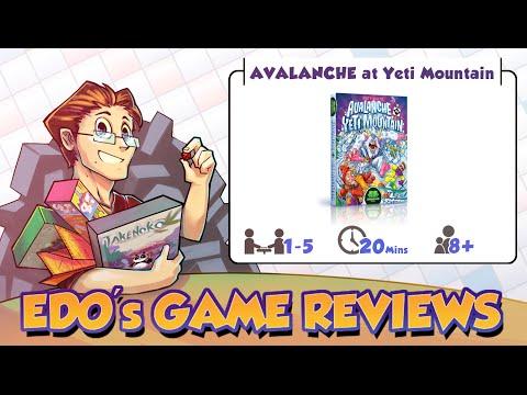 Edo's Avalanche at Yeti Mountain Game Review