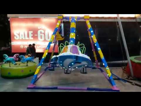 Automatic Pendulum Ride
