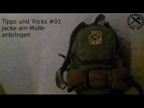 Tipps und Tricks #01 - Jacke am Molle anbringen