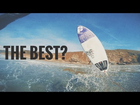 BEST SMALL WAVE SHORTBOARD?!  [VLOG-010]