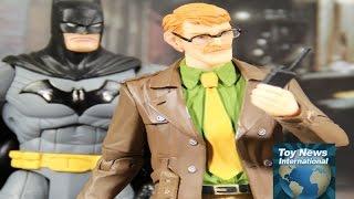 DC Collectibles Designer Series Greg Capullo Commissioner Gordon Figure Review
