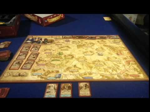 Bower's Game Corner: Thurn And Taxis Review