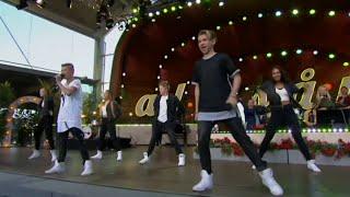 Marcus & Martinus Feat. Katastrofe   Elektrisk LIVE | Allsång På Skansen 2016