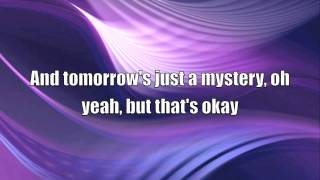 Taylor Swift-A place in this world lyrics
