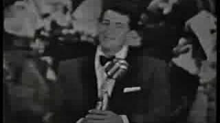 "Dean Martin sings ""3 Coins in the Fountain"" for 1955 Oscars"