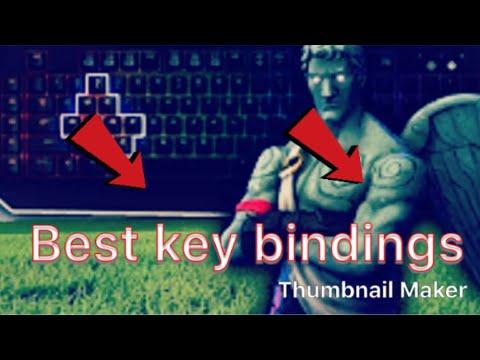 Fortnite Key Bindings | STAMP TUBE