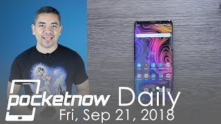3 Galaxy S10 Models Confirmed, Huawei Mate 20 Pro Underwater Teaser & more - Pocketnow Daily