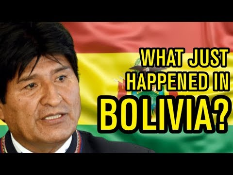 The Military Coup Against Bolivia's President, Evo Morales