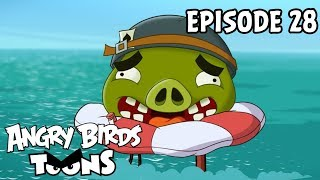 Angry Birds Toons | Catch Of the Day - S1 Ep28