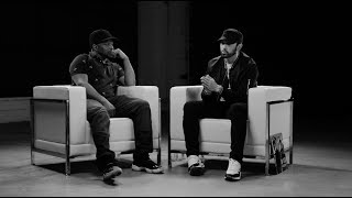 Eminem x Sway - The Kamikaze Interview Part 3