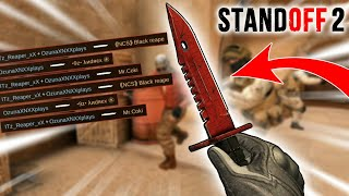 Only KNIFES but my subs... STANDOFF 2