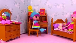 Лалалупси сериал СУПЕР МЭРИ 1 серия мультик из игрушек Lalaloopsy видео для детей