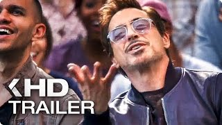 """SPIDER-MAN: Homecoming """"Tony Stark's Party"""" Extended Cut Trailer (2017)"""