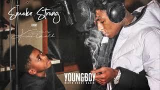 Kadr z teledysku Smoke Strong tekst piosenki YoungBoy Never Broke Again