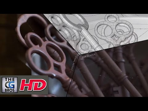 "CGI 3D Making Of HD: ""KEYS"" – by Raphael Rau"