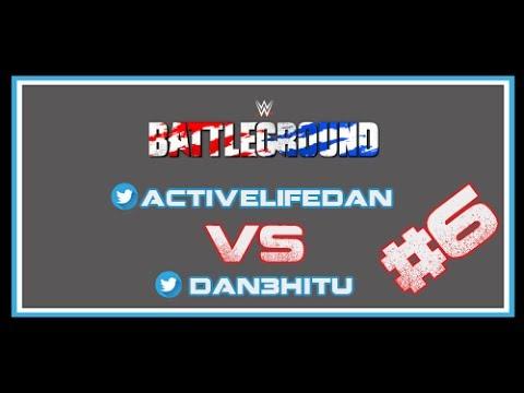 WWE 2017: Battleground Predictions - Dan vs Dan #6
