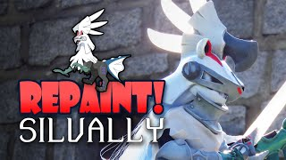 Repaint! Silvally the Knight, Favorite Pokemon Collaboration
