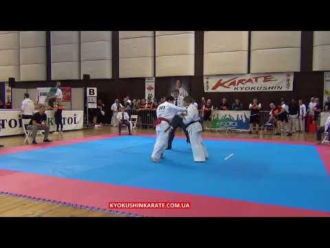 -55kg Pinar Keskin (Turkey) - Sabina Zhekova (Bulgaria, aka) - The 32 European Championship