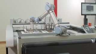 Zund: The pick & place robot