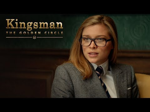 New Movie Clip for Kingsman: The Golden Circle