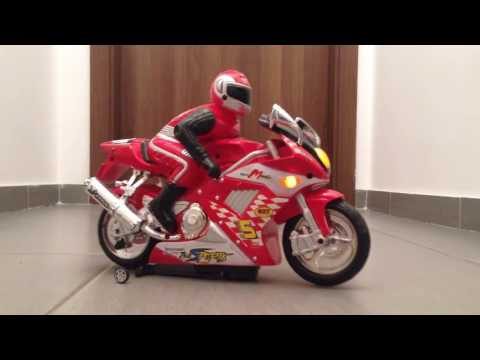 Motorcycle  Powerful   kids toys – , Race, and Review!