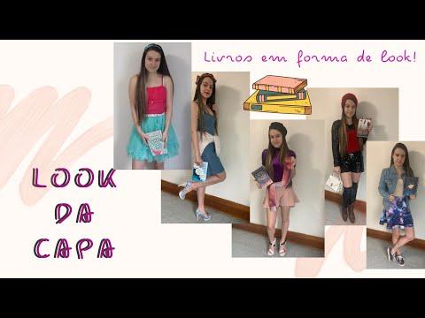 Looks Inspirados em Capas de Livros | Outfit Book | Eduda
