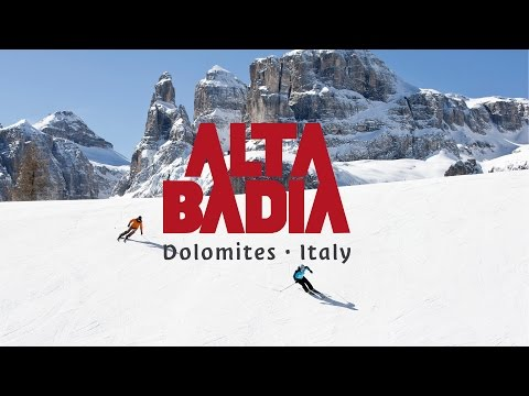 Alta Badia - Endless skiing