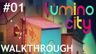 Lumino City Walkthrough Gameplay Part 1