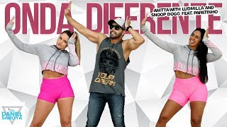 Onda Diferente - Anitta With Ludmilla And Snoop Dogg Feat. Papatinho - Cia. Daniel Saboya