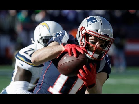 Chargers vs. Patriots 2018 AFC Divisional Highlights | NFL