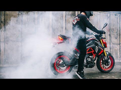 GPX - New Demon 150 GN