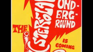 Stereolab - The Underground Is Coming EP