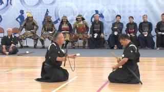 Показательные выступления по японским боевым искусствам