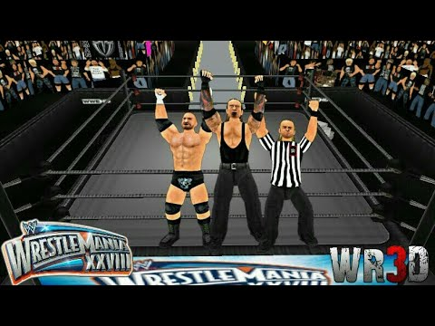 Wr3D Wwe 2K17 Android Game Download – ELTHEBEL85 SITE