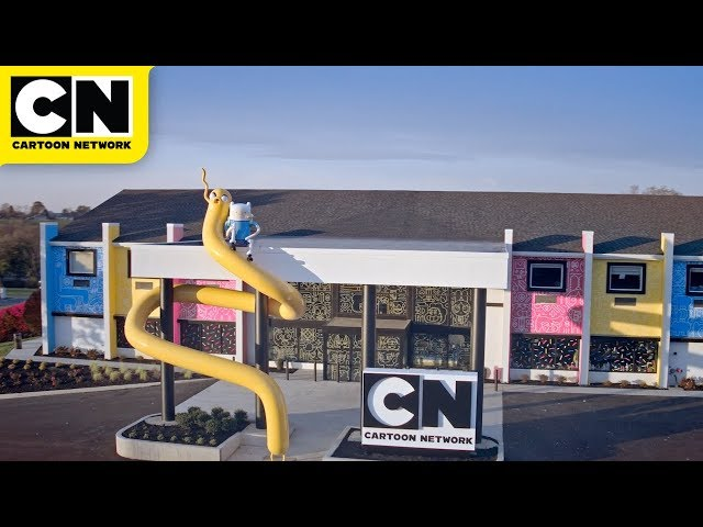Cartoon Network Hotel Has Started Welcoming Back Visitors