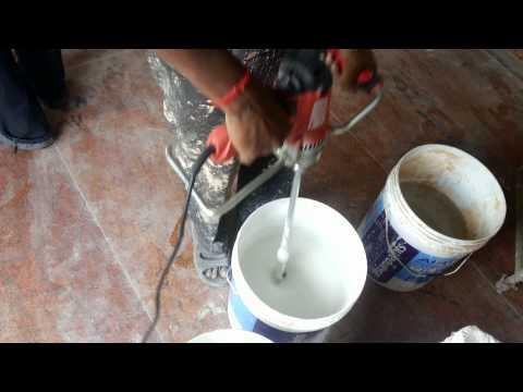 BU8801 Paint Mixers