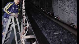 judds, working in the coal mine