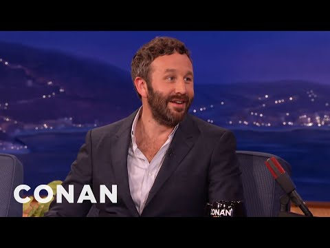 Chris O'Dowd podruhé u Conana O'Briena
