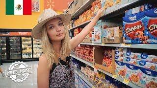 Мексика - Цены на продукты в Канкуне