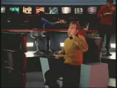 Kentucky Fried Captain Kirk