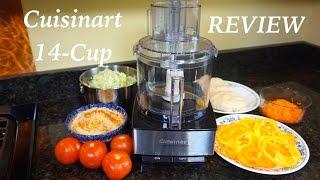 Cuisinart 14-Cup Food Processor Review