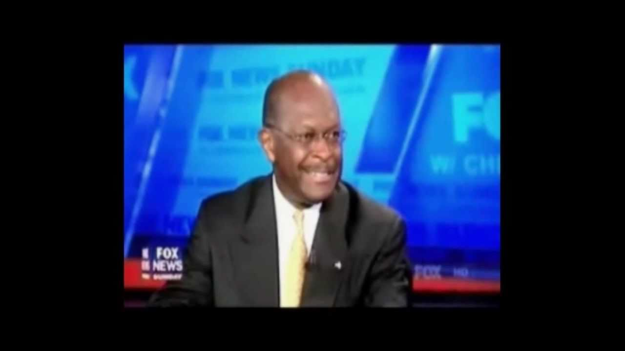 Crazy Muslims & Mosques Comments By Herman Cain thumbnail