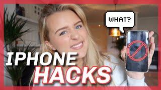IPHONE HACKS SOM FUNKER