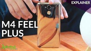 M4 Feel Plus, UNBOXING y PRIMERAS IMPRESIONES del smartphone mexicano