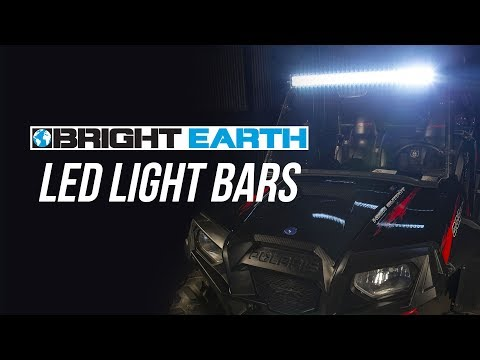 Bright Earth LED Light Bars